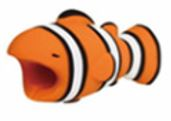 Cable cover (Clown fish) for iPhone