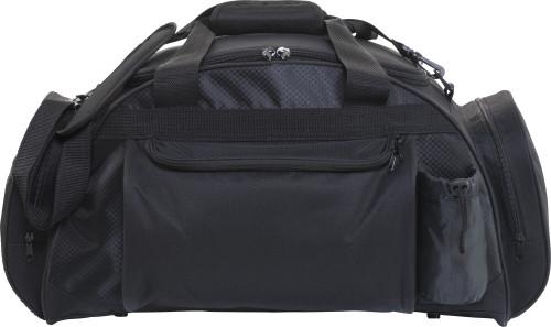 Weekendbag i polyester (600D)