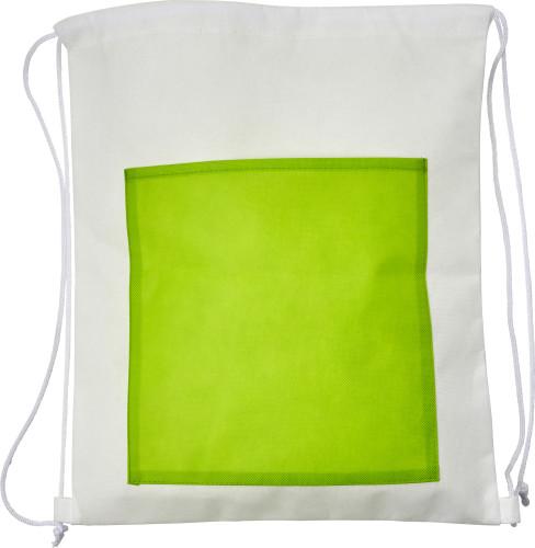 Gympapåse/Ryggsäck i non-woven (80 g)