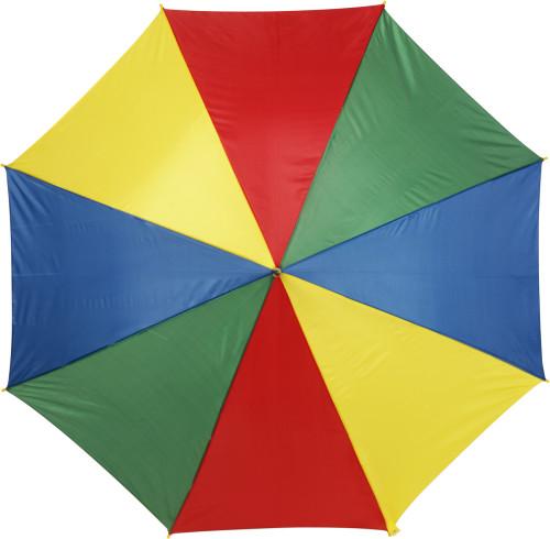 Paraply, automatisk öppning