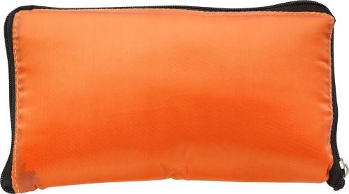 Hopvikbar kylväska med dragkedja, polyester (210D)