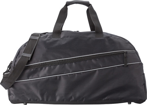 Sportbag i polyester (600D/twill)