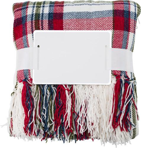 Polyester (285 gr/m²) chenille blanket