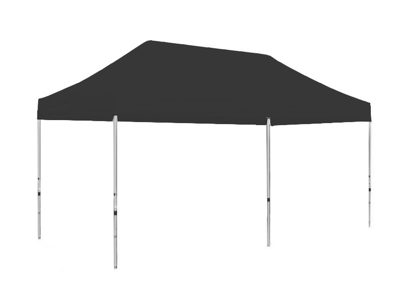 Canopy tent with roof 4,5 x 3 m