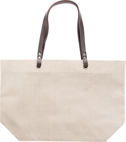 Linen (260 gr/m²) beach bag
