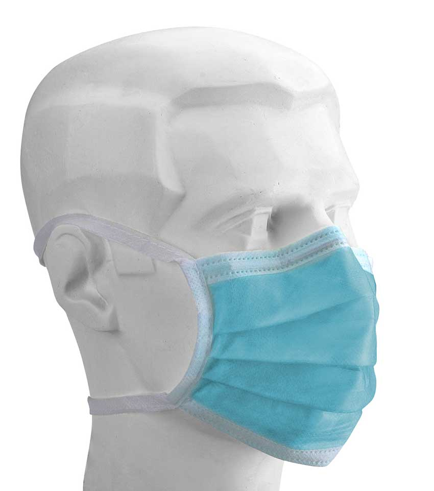 Disposable Mouth mask (3 Ply) Civil