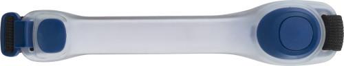 Silicone arm strap