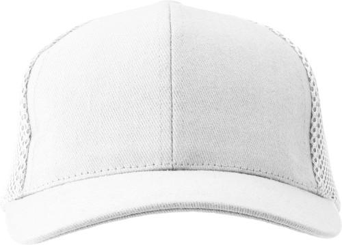 100% cotton twill cap