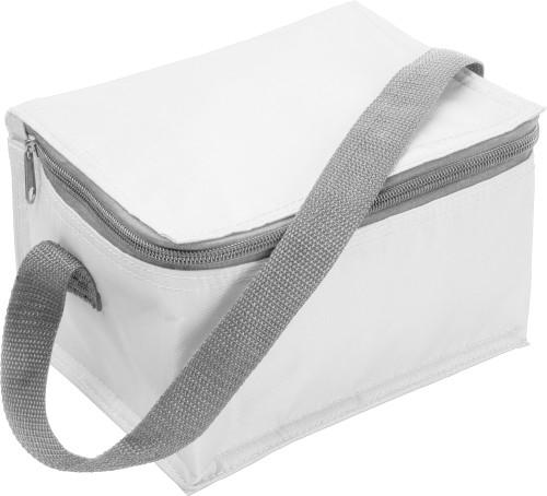 Kylväska för 6 burkar (33 cl) i polyester (420D)