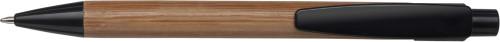 Kulspetspenna av bambu, Calgary