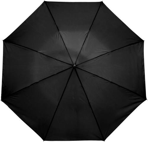 Sammenleggbar paraply, 2-steg, manuell åpning