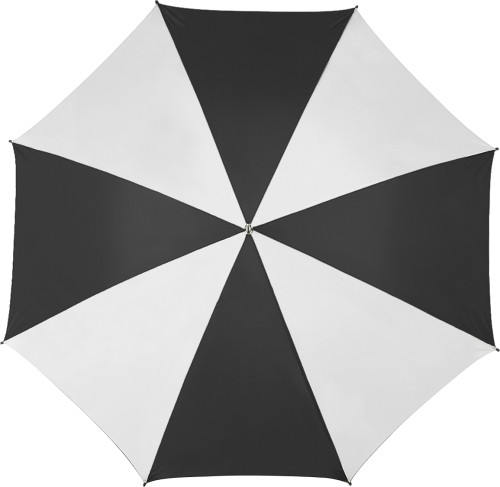 Golfparaply, manuell öppning