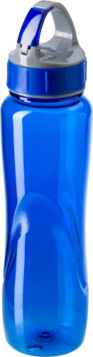 Vattenflaska i Tritan med karbinhake (700 ml)