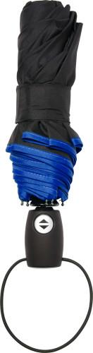 Hopvikbart paraply av pongee (190T), automatisk öppning