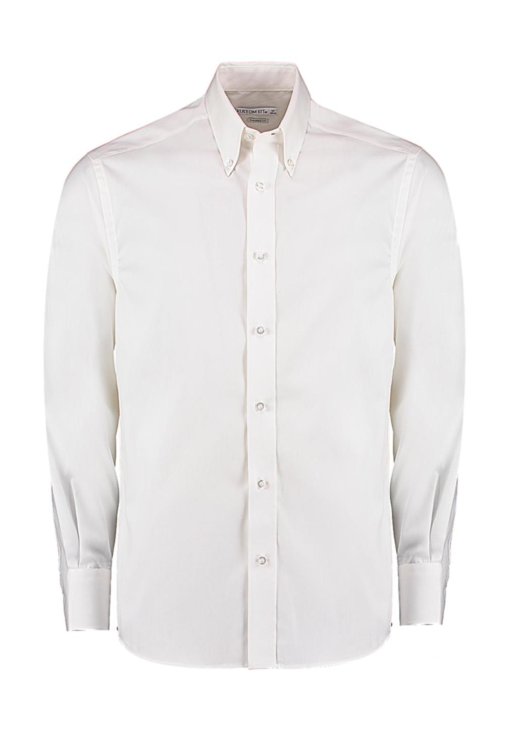 Tailored Fit Premium Oxford Shirt