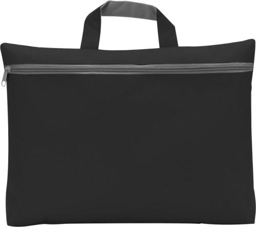 Dokumentväska i polyester (600D)