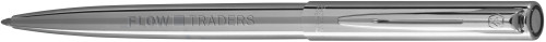 Waterman Graduate silver coloured ballpen