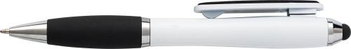 Kulepenn i plast med twist-funksjon