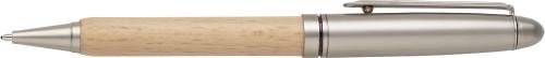 Kulepenn i bambus