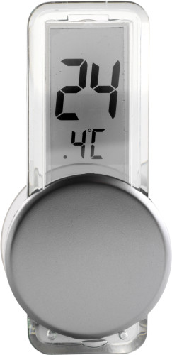 Inomhustermometer, LCD-display