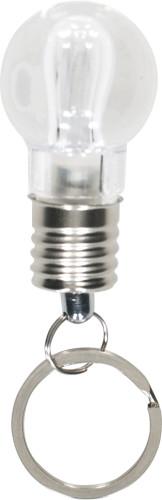 Nyckelring med LED-ljus
