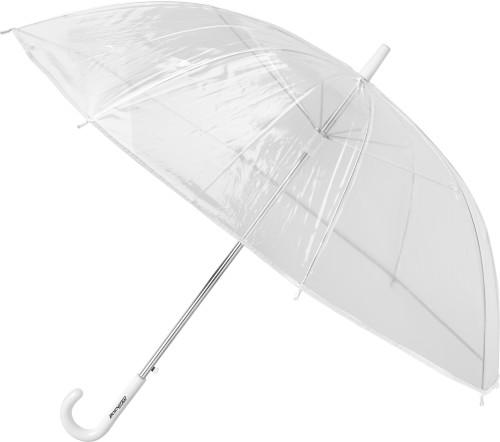 Transparent paraply, automatisk öppning