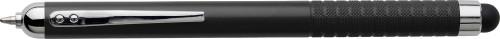 Kulepenn i plast med touchfunksjon
