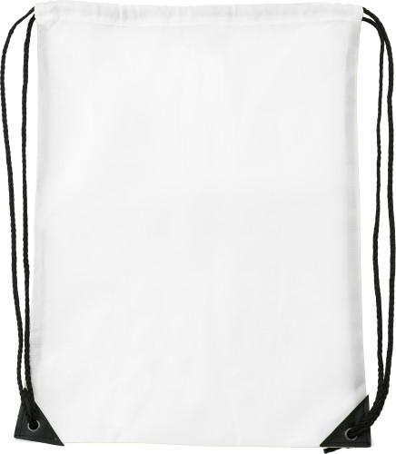 Gympapåse/ryggsäck i polyester (210D)