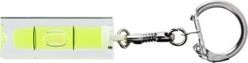 Mini vattenpass med nyckelring