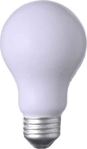 Antistressfigur, glödlampa.