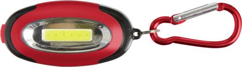 Hodelykt med 6 kraftige COP LED-lamper