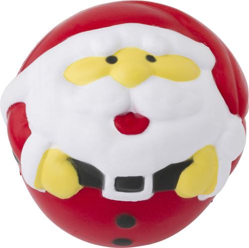 Santa Claus anti-stress ball