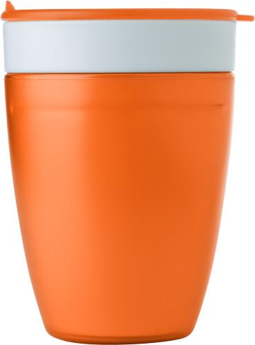 2-i-1 dobbel kopp