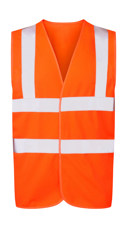 4-Band Safety Waistcoat Class 2