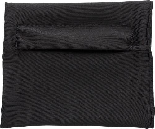Håndledslommebok i stretchpolyester