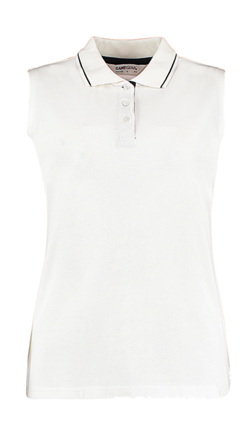 Women's Classic Fit Sleeveless Polo