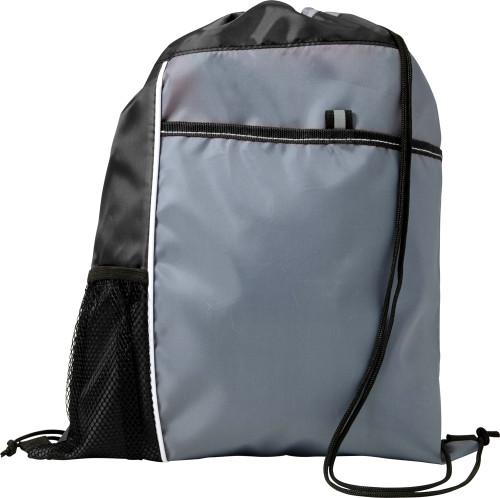 Gympapåse/ryggsäck, polyester (210D)