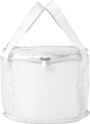 Rund kylväska i polyester (210D)