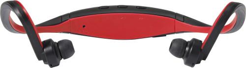Bluetooth™ hörlurar i plast