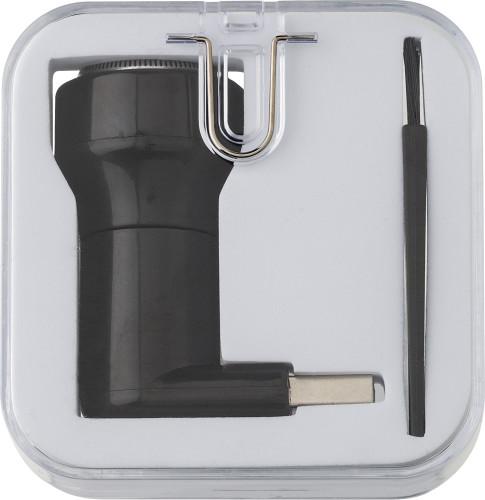 Rakapparat för USB-uttag