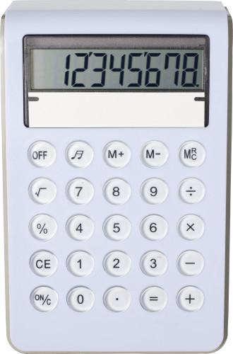 Kalkulator i plast