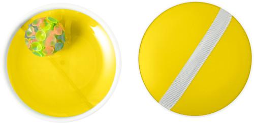 Ballspill, tre deler