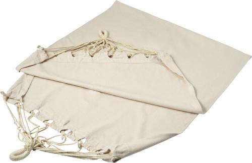 Polyester canvas hammock