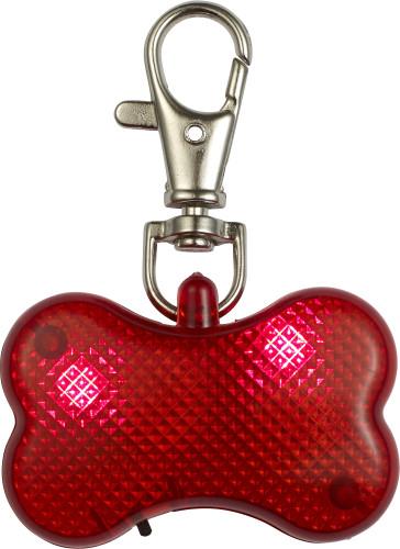 Säkerhetslampa med karbinhake