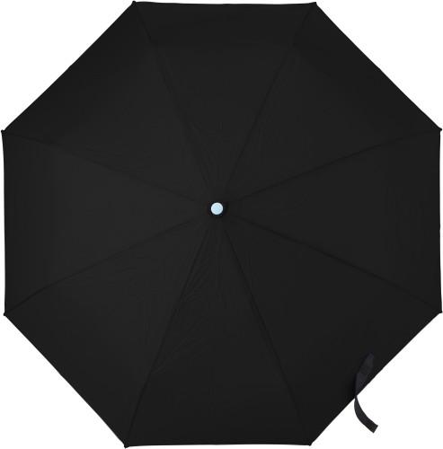 Hopvikbart stormparaply, Automatisk öppning