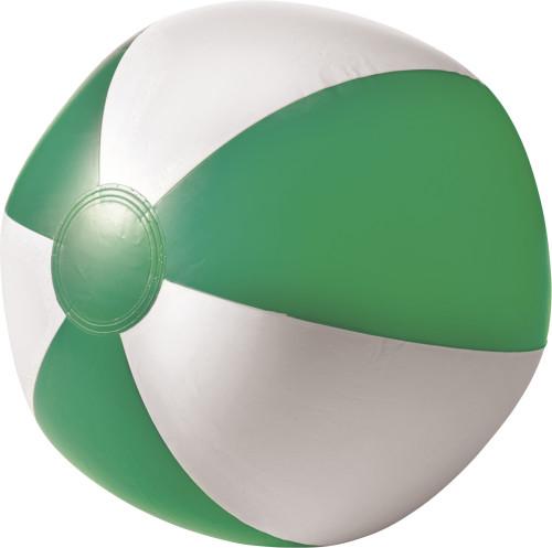 Uppblåsbar badboll