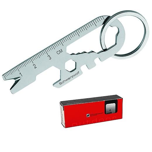 SCHWARZWOLF ATACAMA Multifunctional keychain