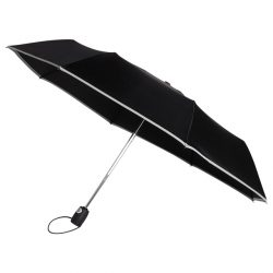 Foldable umbrellas